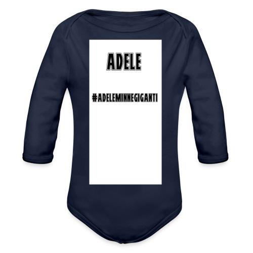 t-shirt divertente - Body ecologico per neonato a manica lunga