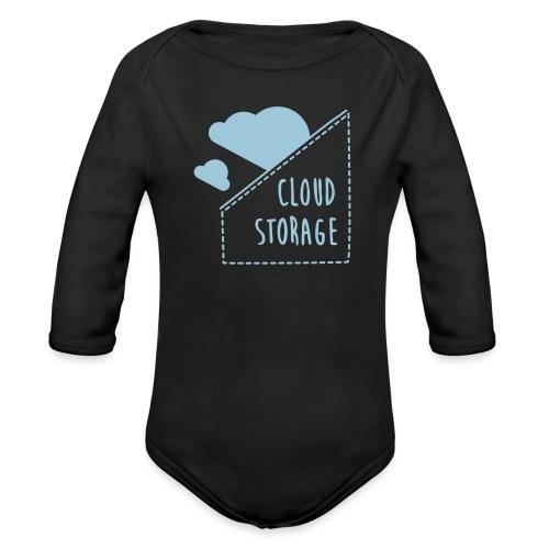 Cloud Storage - Baby Bio-Langarm-Body