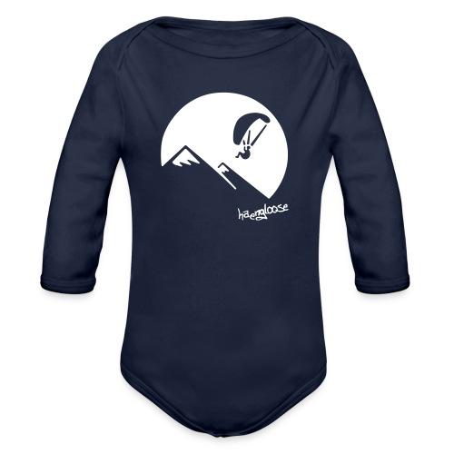 nachtflug - Baby Bio-Langarm-Body
