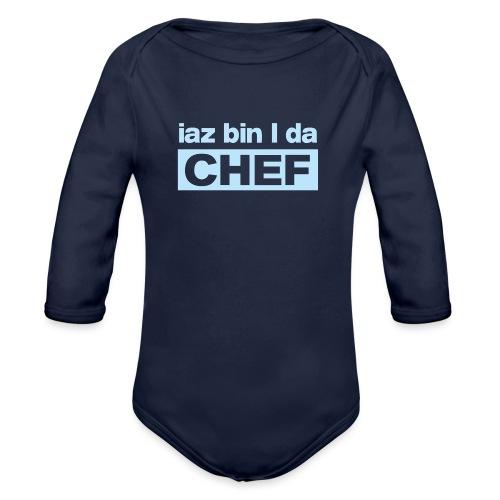 Iaz bin i da Chef - Baby Bio-Langarm-Body