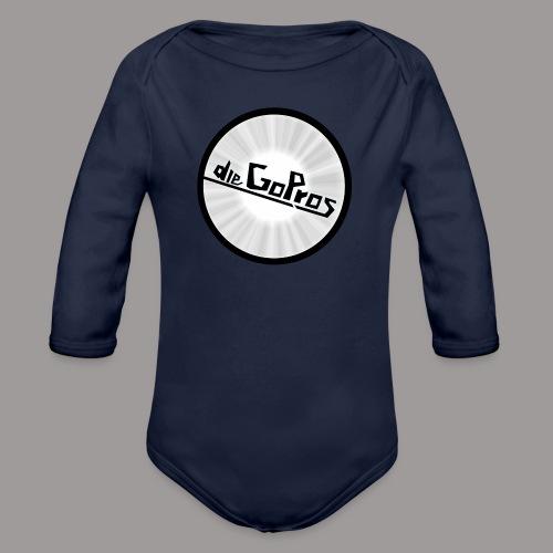 dieGopros - Baby Bio-Langarm-Body