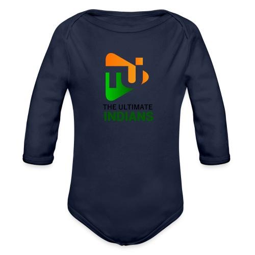 Intro - Organic Longsleeve Baby Bodysuit