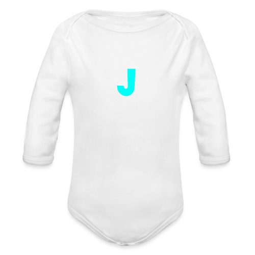 Jeffke Man T- Shirt - Baby bio-rompertje met lange mouwen