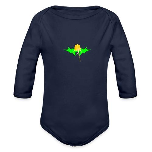 cloudberry - Organic Longsleeve Baby Bodysuit