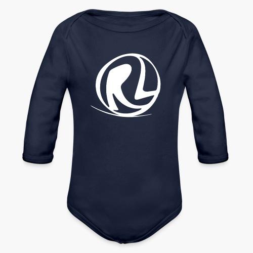 Uomo - Maglietta - Logo RL Bianco - Body ecologico per neonato a manica lunga