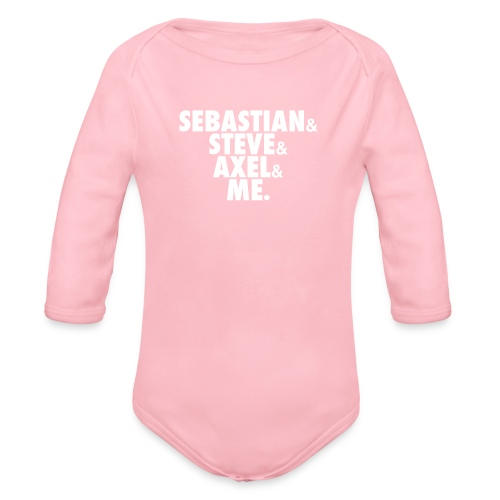 BEATSAUCE House Mafia T-shirt - Body ecologico per neonato a manica lunga