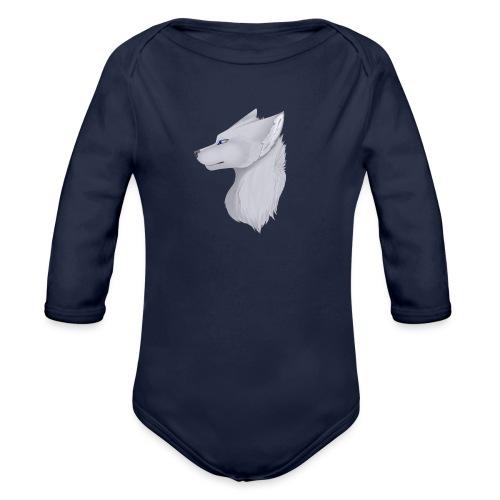 Wolf Skin - Organic Longsleeve Baby Bodysuit