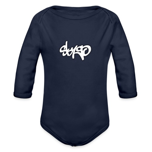 Skygo Men's T-Shirt - Organic Longsleeve Baby Bodysuit