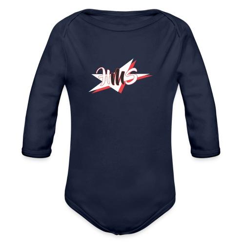 3 - Organic Longsleeve Baby Bodysuit