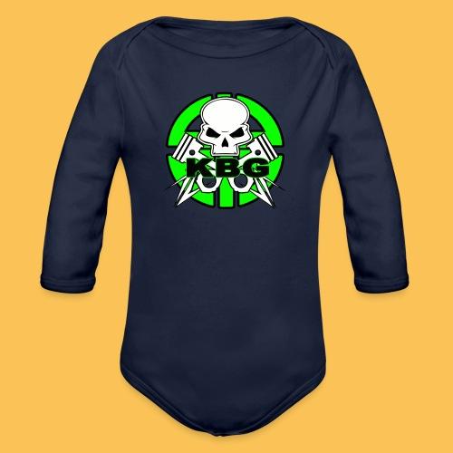 ZAINO KBG - Body ecologico per neonato a manica lunga