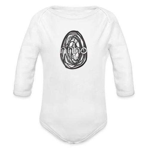 Ninho Child Draft - Body ecologico per neonato a manica lunga