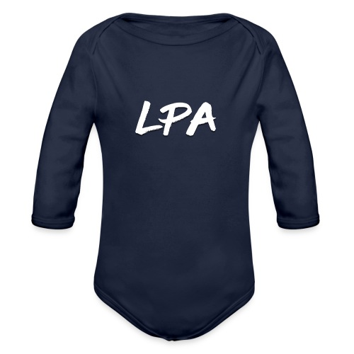 Peluche LPA - Body bébé bio manches longues