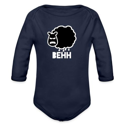 BEHH - Baby bio-rompertje met lange mouwen