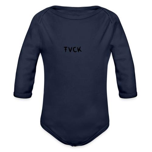 FVCK FASHION COLLECTION - Baby Bio-Langarm-Body