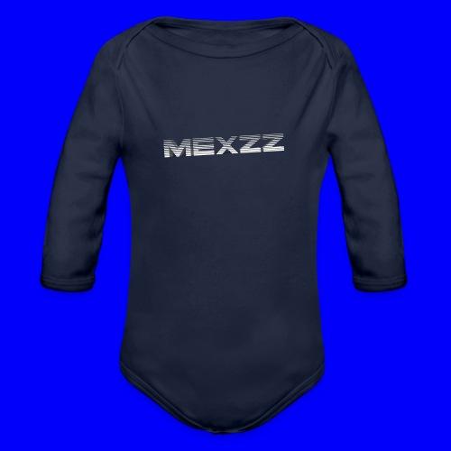 MexzZ in 's Flash - Baby bio-rompertje met lange mouwen