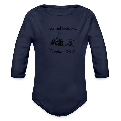 Wedelspanger Trecker Treck - Baby Bio-Langarm-Body