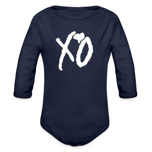 XO - Baby bio-rompertje met lange mouwen