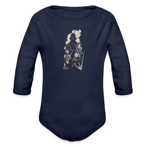 German Masters - Organic Longsleeve Baby Bodysuit