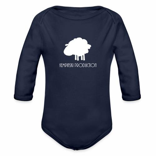 Kempinski Production - Body ecologico per neonato a manica lunga