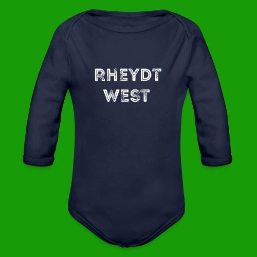 Rheydt West - Baby Bio-Langarm-Body