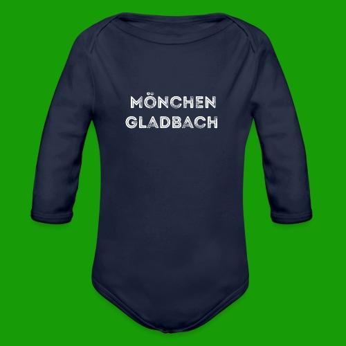 Moenchengladbach - Baby Bio-Langarm-Body