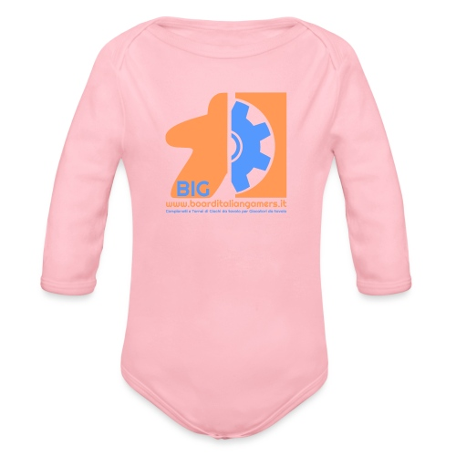 BIG - Body ecologico per neonato a manica lunga
