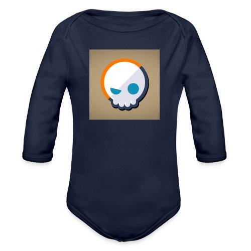 6961 2Cgnoggin 2017 - Organic Longsleeve Baby Bodysuit