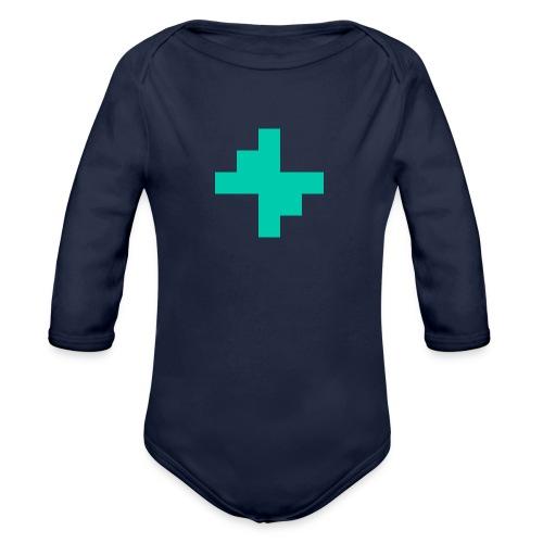 Bluspark Bolt - Organic Longsleeve Baby Bodysuit