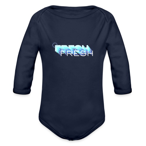 Fresh with a French Touch - Body Bébé bio manches longues
