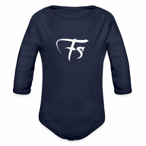 Fs Clothing Italy - Body ecologico per neonato a manica lunga