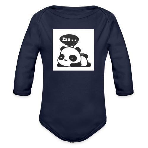 shinypandas - Organic Longsleeve Baby Bodysuit