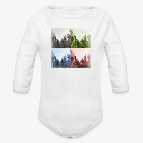 Torppa - Vauvan pitkähihainen luomu-body
