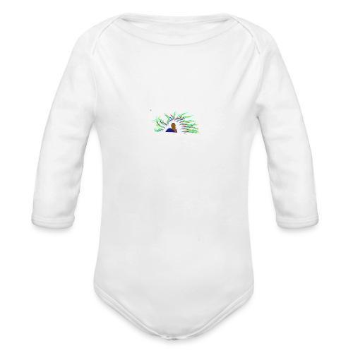 Project Drawing 1 197875703 - Organic Longsleeve Baby Bodysuit