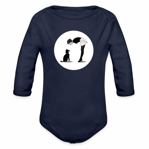 Chica - Organic Longsleeve Baby Bodysuit