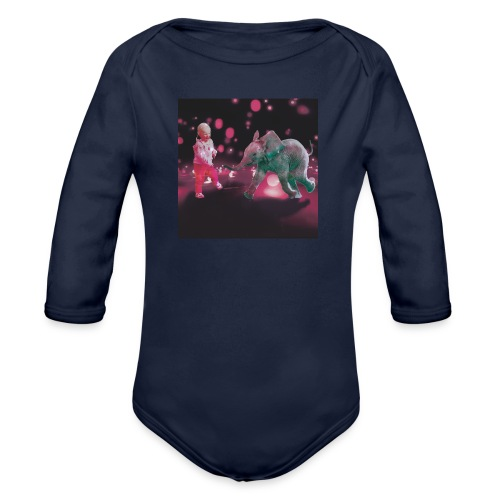 Dance Baby - Økologisk langermet baby-body