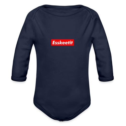 EWC ESKETIT MERCH - Organic Longsleeve Baby Bodysuit