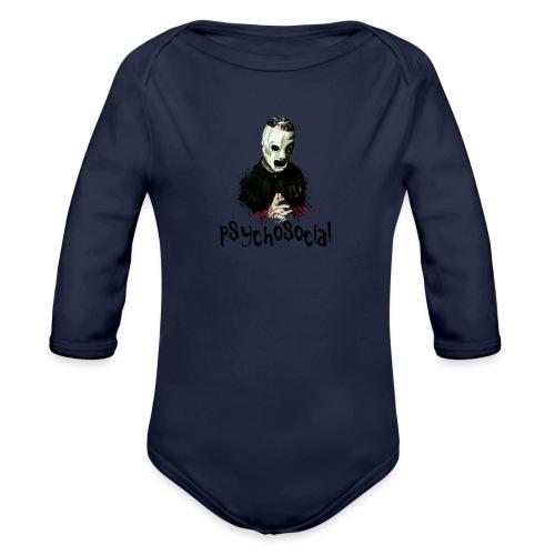 T-shirt - Corey taylor - Body ecologico per neonato a manica lunga