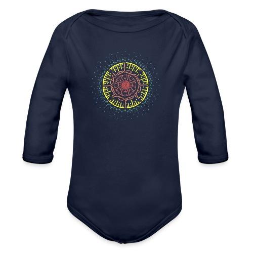 Beginning - Organic Longsleeve Baby Bodysuit
