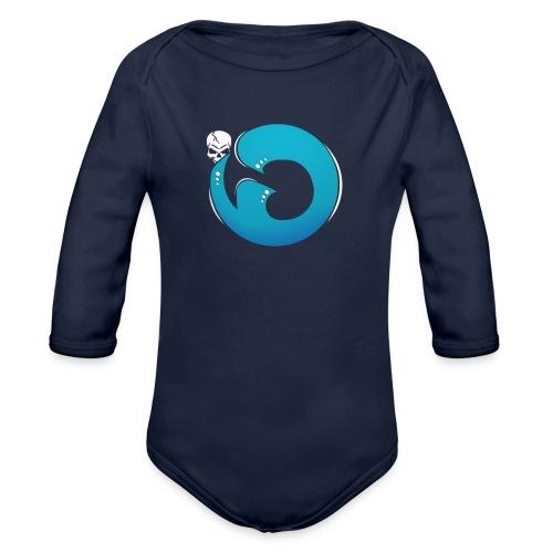 Logo iG | Team Esport - Body Bébé bio manches longues