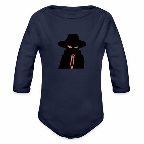 Brewski Herr Hemlig ™ - Organic Longsleeve Baby Bodysuit
