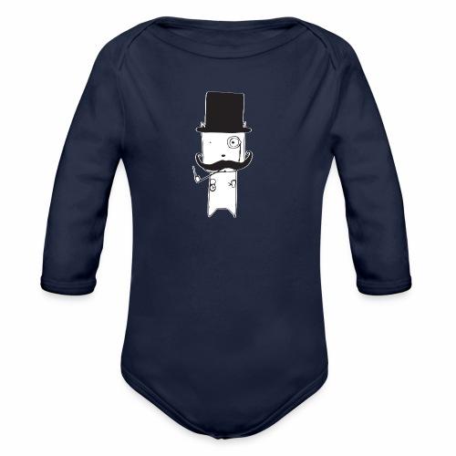 Official Brewski ™ Gear - Organic Longsleeve Baby Bodysuit