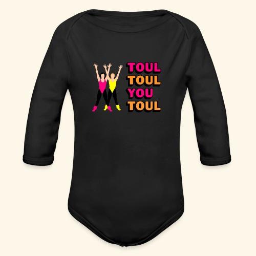 Toul Toul You Toul - Body Bébé bio manches longues