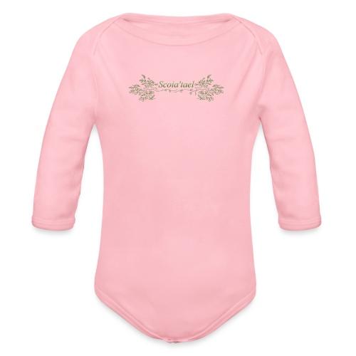 scoia tael - Organic Longsleeve Baby Bodysuit