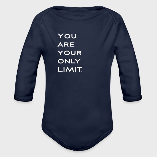 Limit - Baby Bio-Langarm-Body