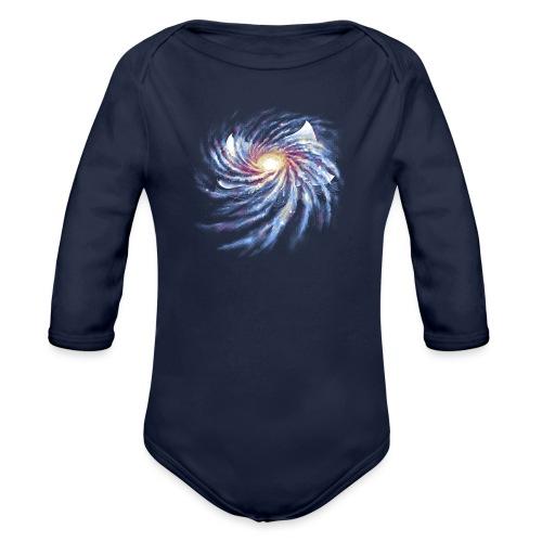 Livre de L'Espace-Temps - Organic Longsleeve Baby Bodysuit