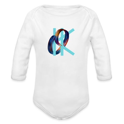 OK - Organic Longsleeve Baby Bodysuit