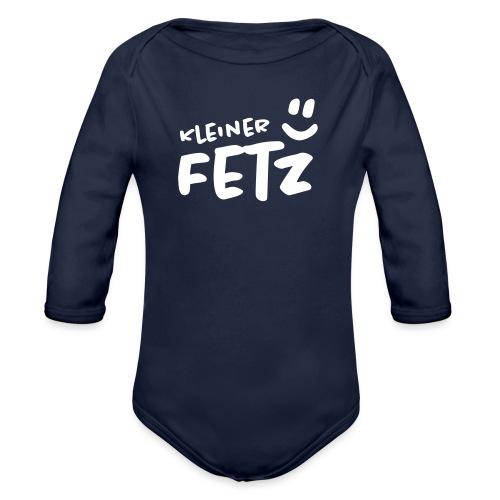 Schwaben Sprüche Fetz Shirt - Baby Bio-Langarm-Body