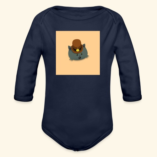 HCP custo 12 - Organic Longsleeve Baby Bodysuit