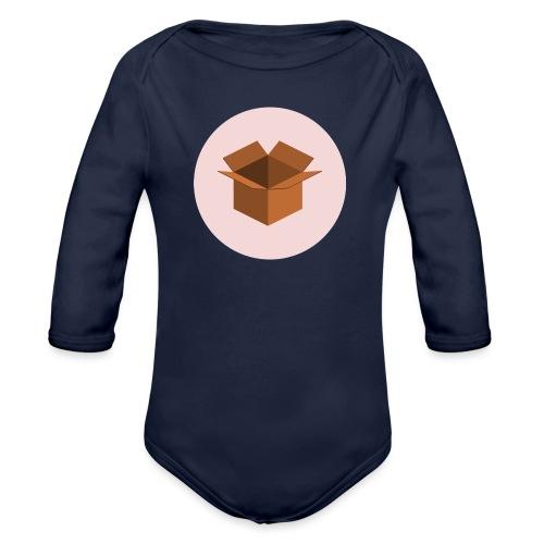 Box - Baby Bio-Langarm-Body