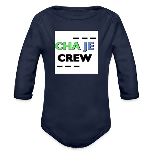 Chajecrew Cases - Organic Longsleeve Baby Bodysuit